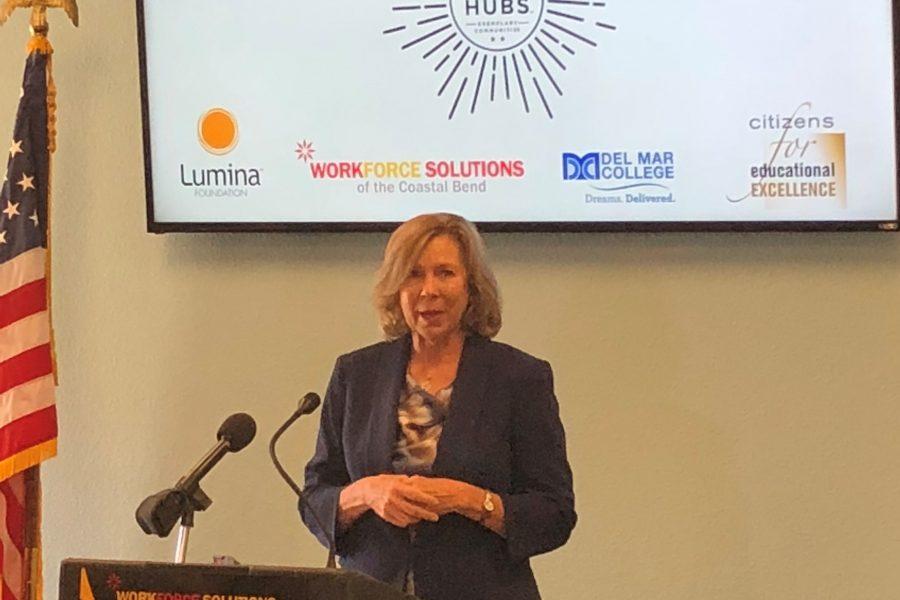 Lumina Foundation Designates Corpus Christi As Talent Hub
