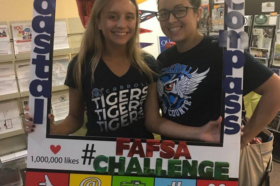 Carroll High School's FAFSA Night at Coastal Compass